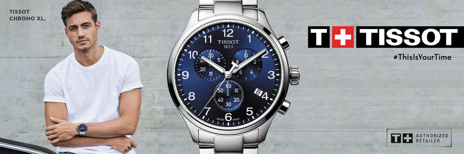 Nash Jewellers Tissot Canadian
