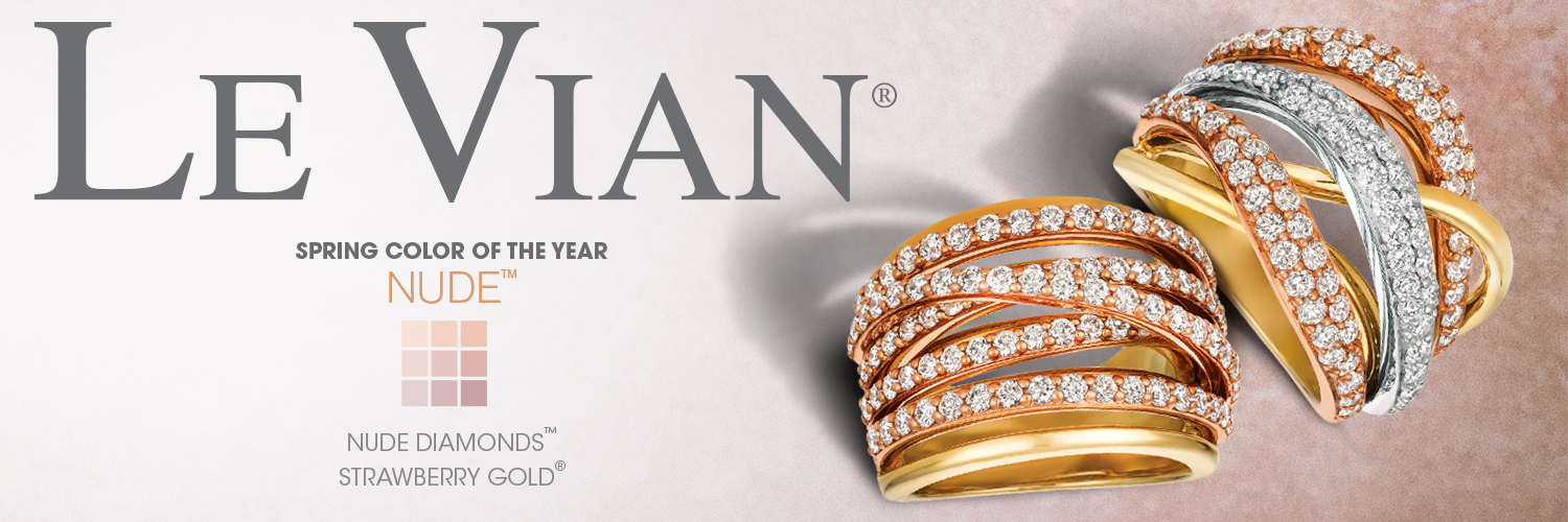 Sather's Leading Jewelers Le Vian