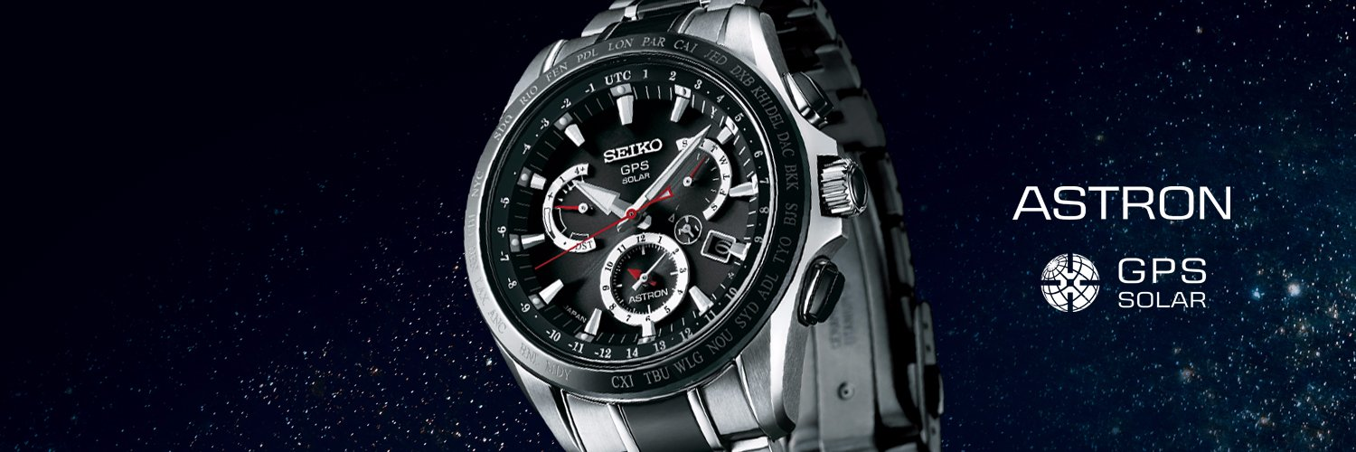 Endless Time and Jewelry Seiko