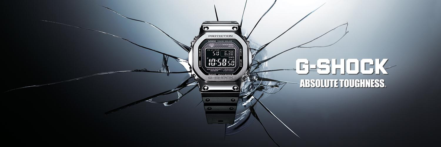 Cyrus Jewelers G-Shock - USD
