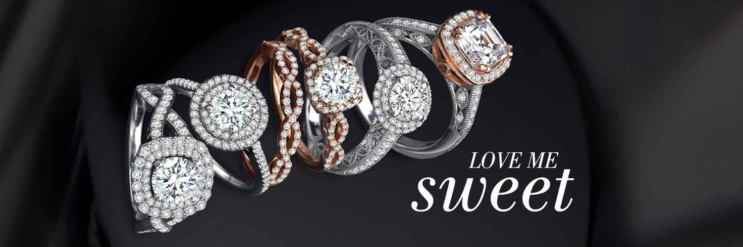 J. Albert Johnson Jewelers True Romance