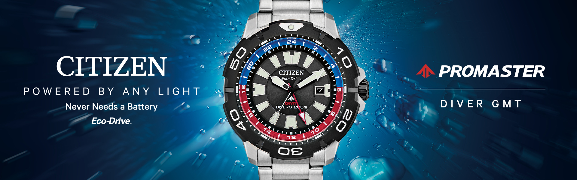 Precision Jewellers Citizen