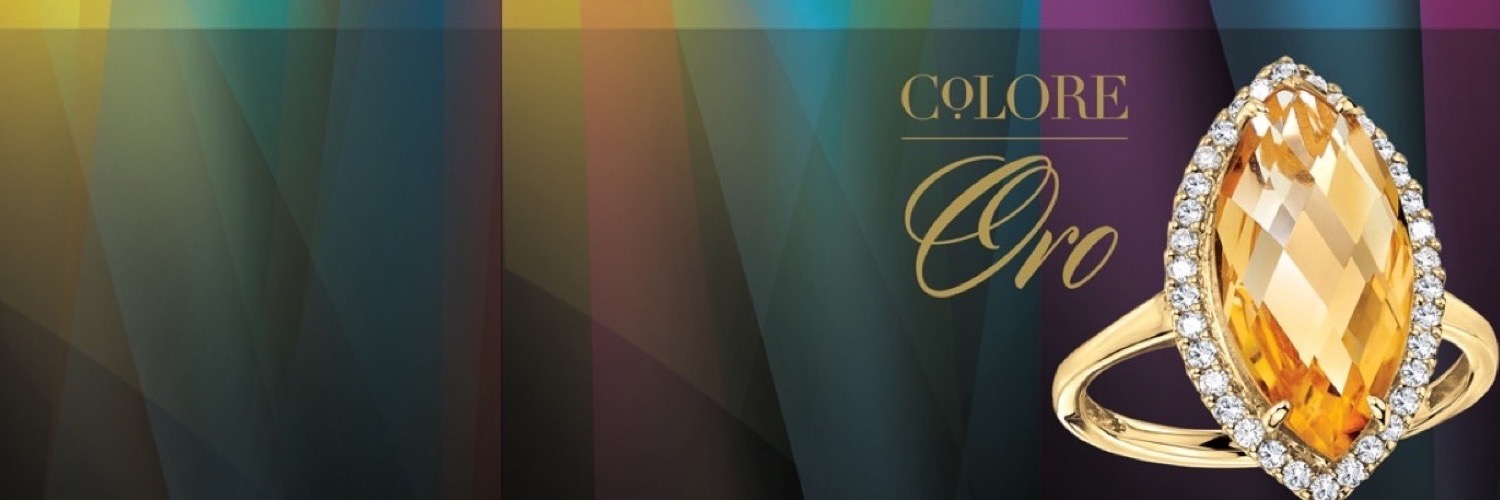 JF Options Jewelers Colore Oro