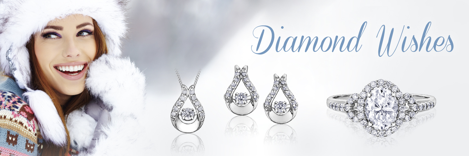 Jewellery by Sanders Diamond Wishes