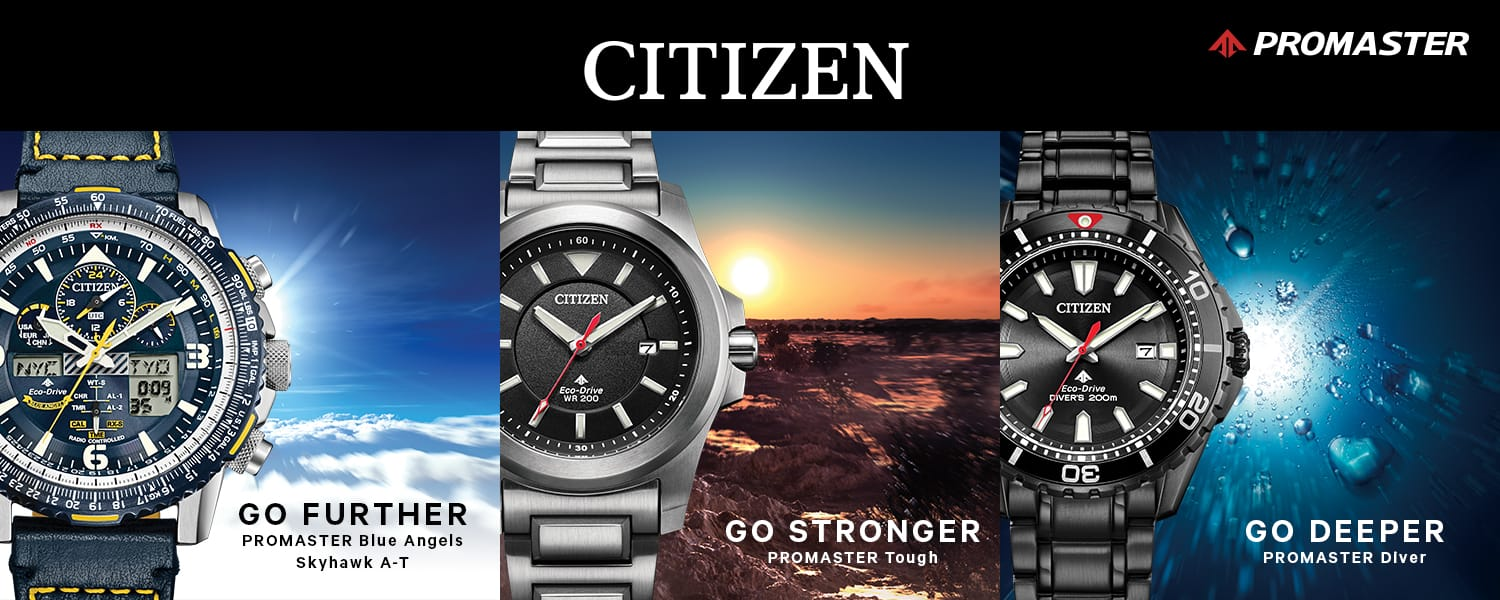 Patrick's Fine Jewelry Citizen