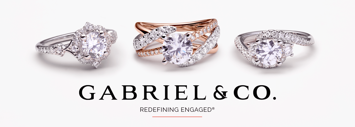 Schomburg's Jewelers Gabriel Bridal