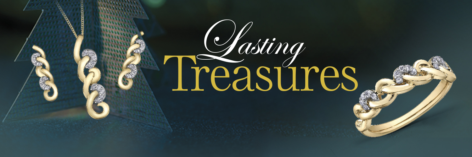 Richardson's Jewellery Lasting Treasures™