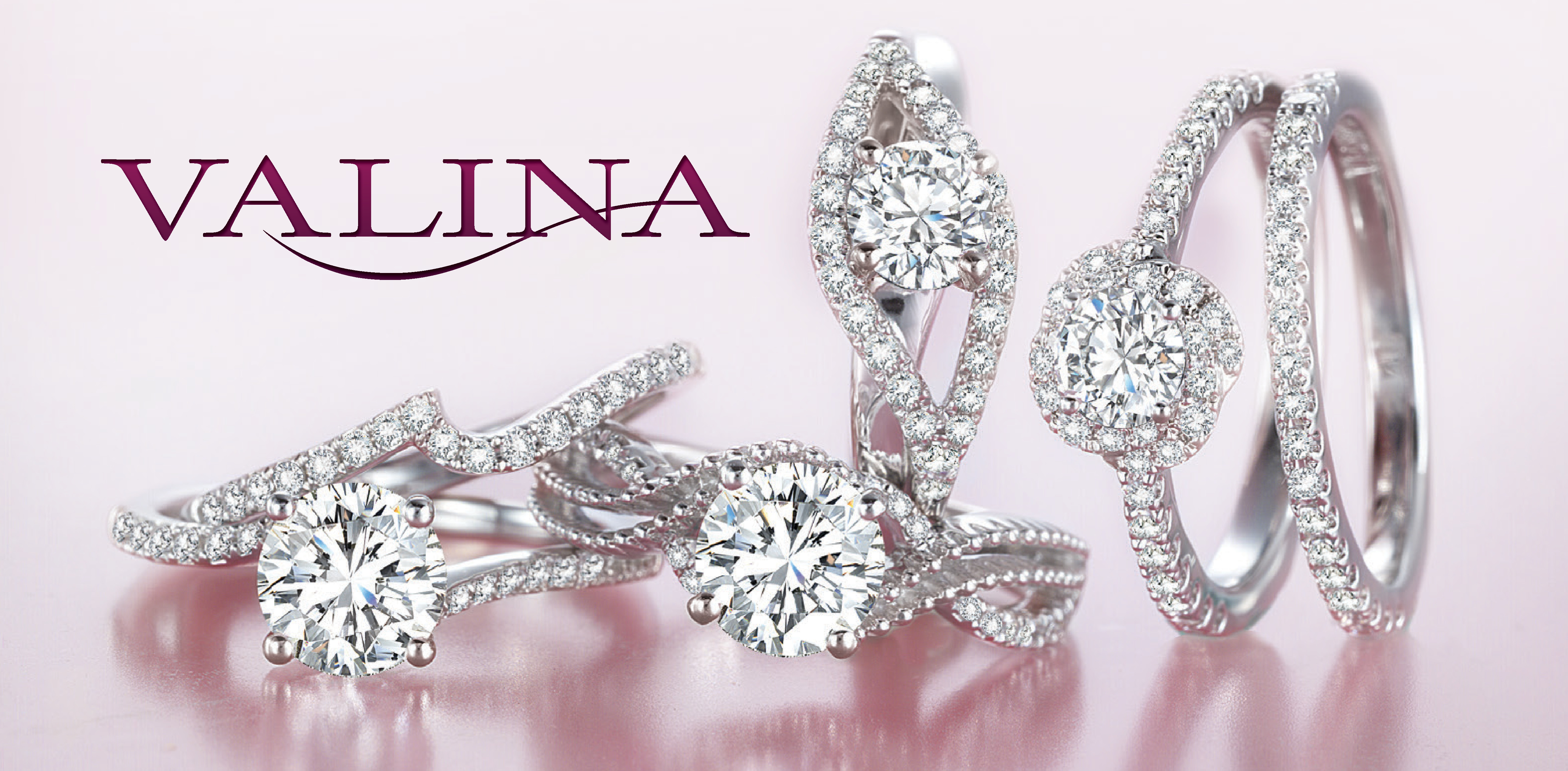 Curtis Miller's World Trade Diamonds Valina Bridals