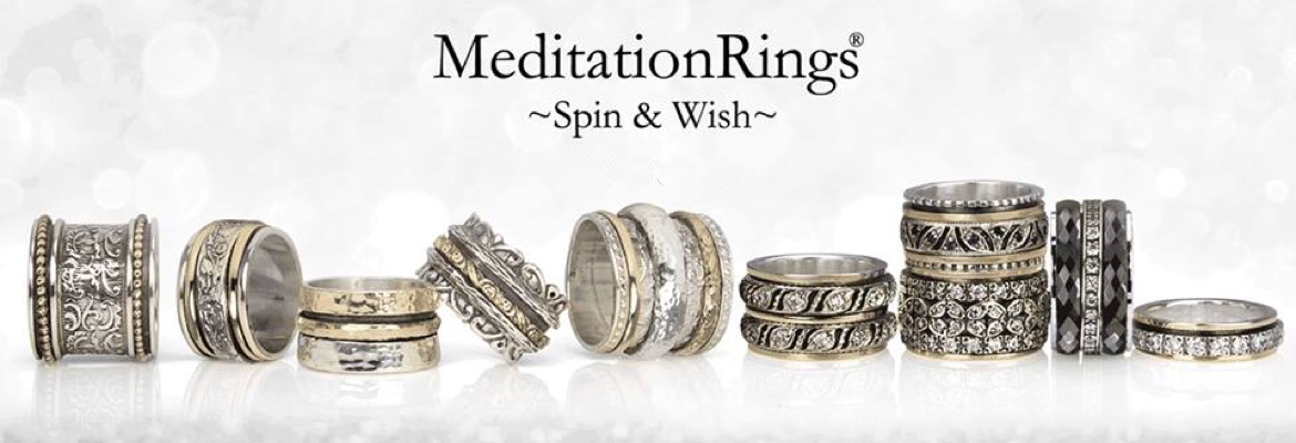 Deans Jewelry Meditation Rings