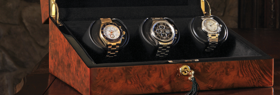 Joseph-Anthony Fine Jewelry Orbita  Watch Winders