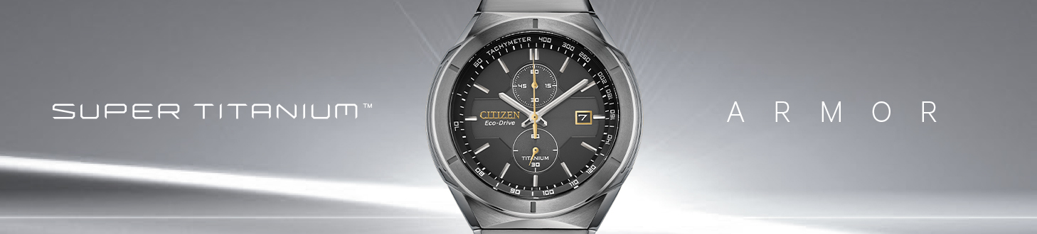 Alan Sutton Jewelry Citizen