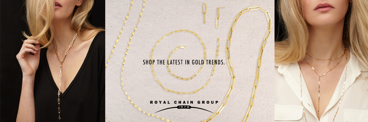 Alan Sutton Jewelry Royal Chain