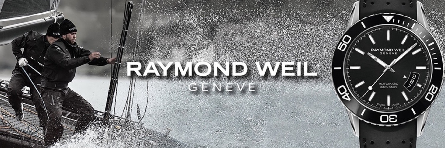 The Vault Fine Jewelers Raymond Weil