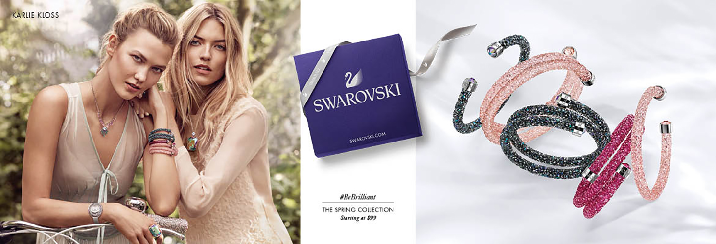 Robert Brown Jewellers Swarovski