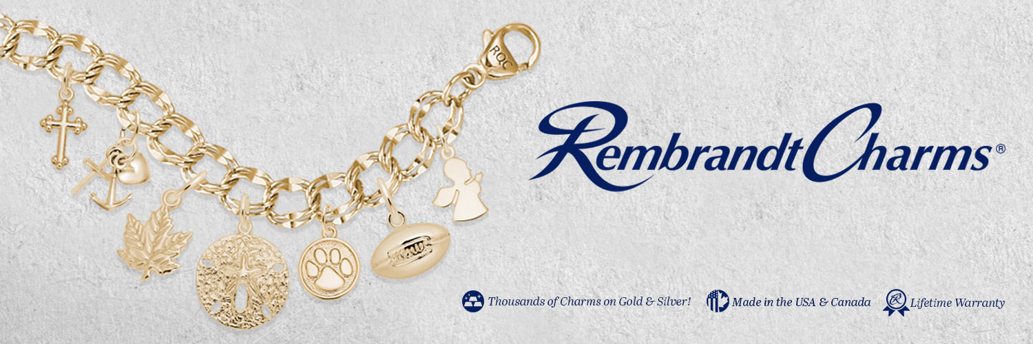 Endless Time and Jewelry Rembrandt Charms