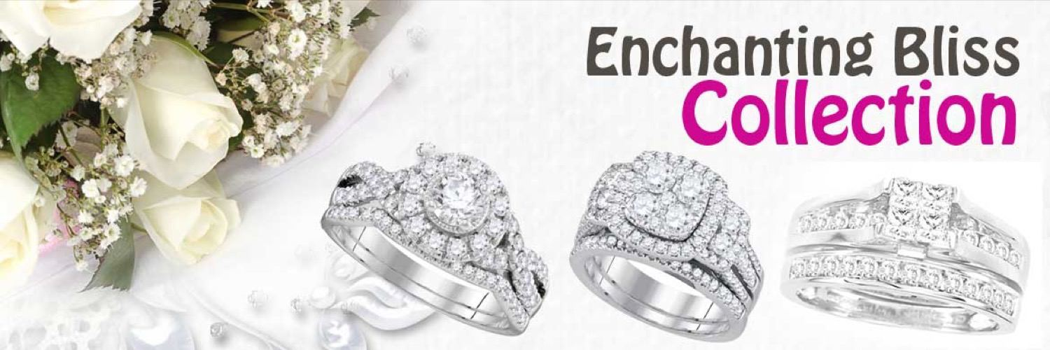 Treasures Jewelers Enchanting Bliss Bridal