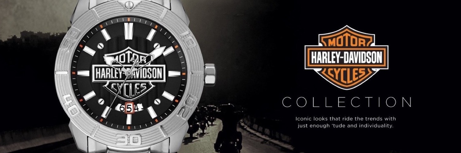 Ireland's Jewellery Harley Davidson Watches