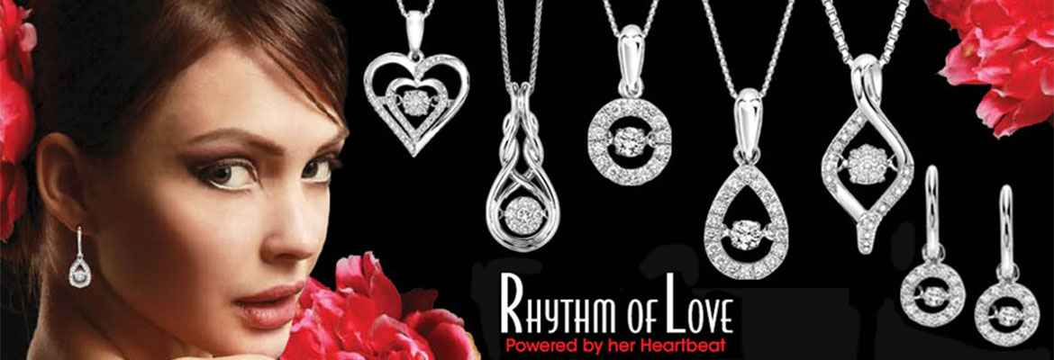 Pollock's Jewelers Rhythm of Love