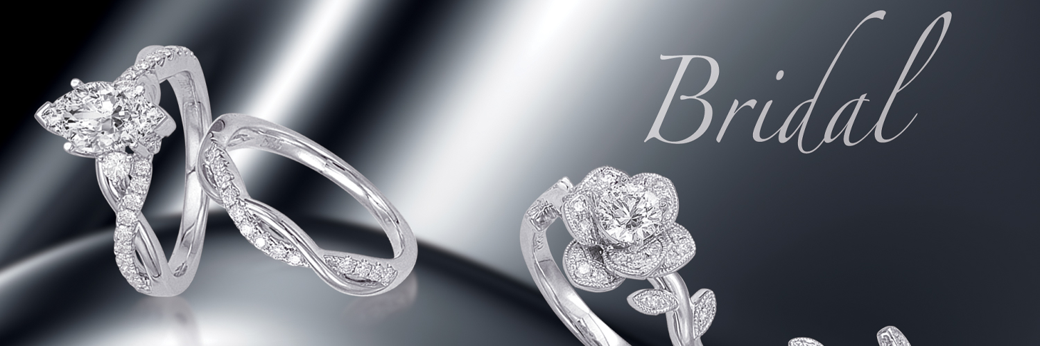 European Goldsmith S. Kashi & Sons Bridal