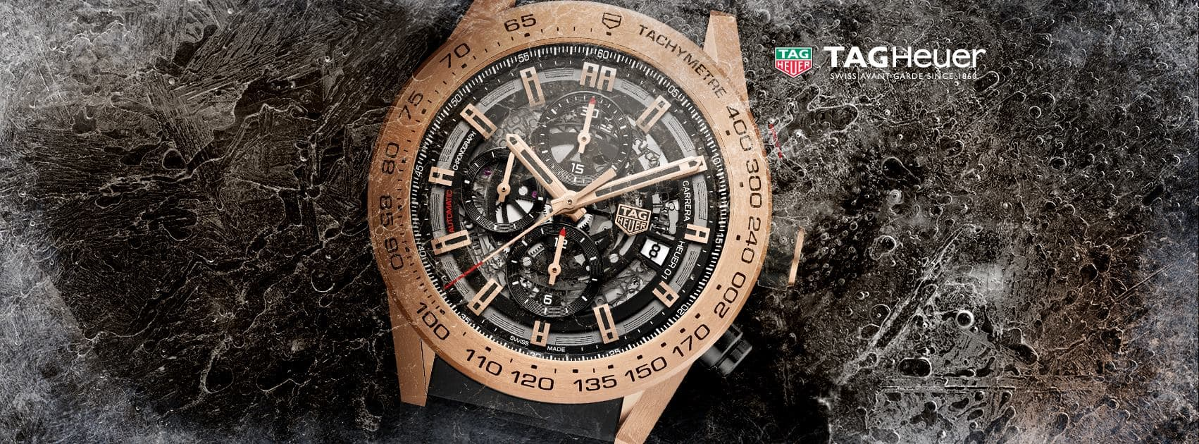Haltom's Jewelers Tag Heuer - USD