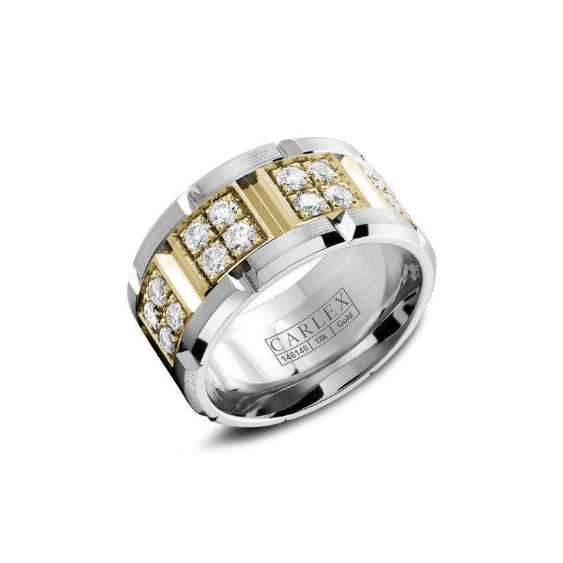 Carlex Carlex Generation 1 Ladies Fashion Ring WB-9591YW