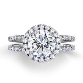 Danhov Women's Engagement Ring - ZE115