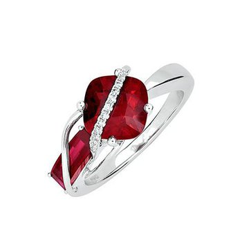 Ruby Ring-CR11885WRU