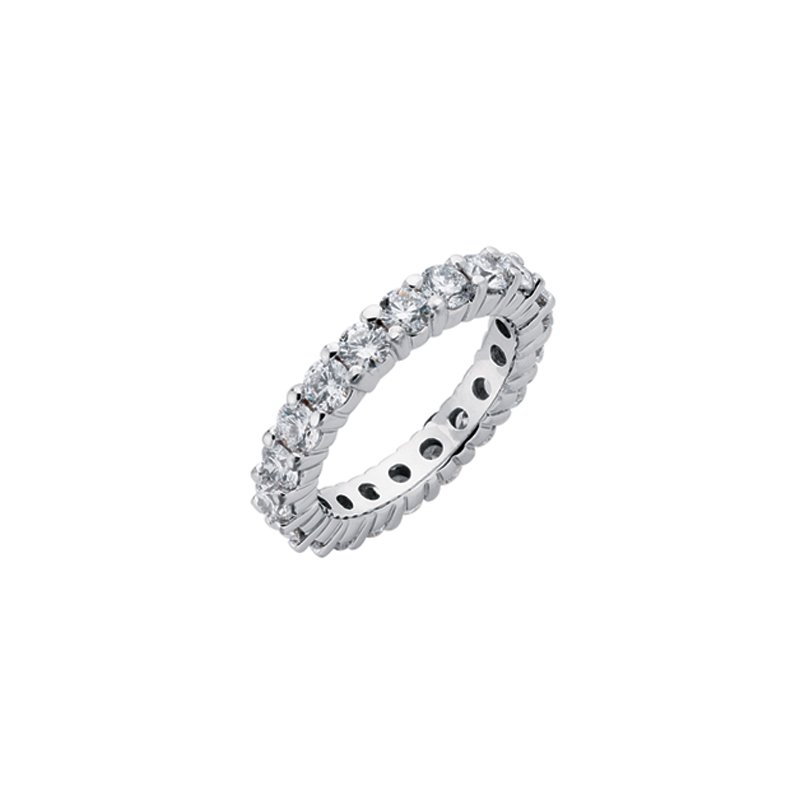 S. Kashi & Sons Bridal White Gold Shared Eternity