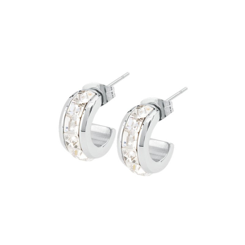 Brosway 316L stainless steel and Swarovski® Elements crystals.