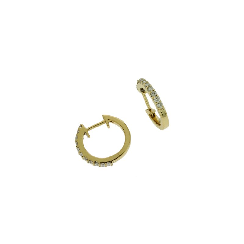 S. Kashi  & Sons Huggie Earrings