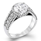 Simon G MR1903-A ENGAGEMENT RING