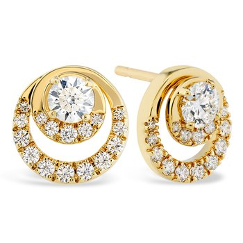 0.76 ctw. Optima Stud Earrings