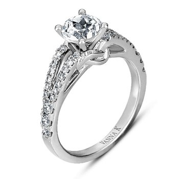 Vanna K Women's Engagement Ring - 18RM48929DCZ