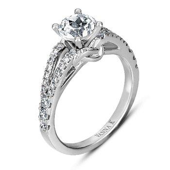 Vanna K Women's Engagement Ring - 18RM48929DCZ
