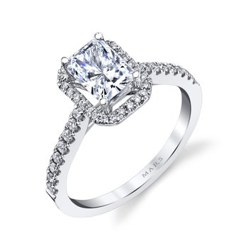 Diamond Engagement Ring 0.25 ct tw
