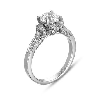 Vanna K Women's Engagement Ring - 18RGL00213DCZ
