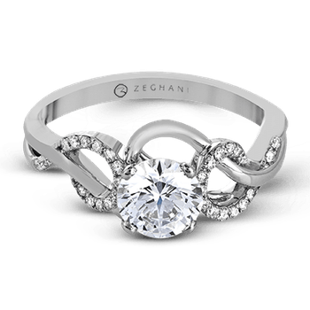 ZR1201 ENGAGEMENT RING