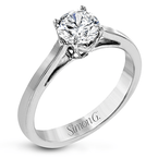 Simon G MR2957 ENGAGEMENT RING