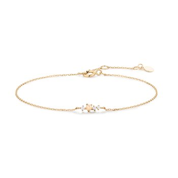 VENUS | Opal and Diamond Bracelet