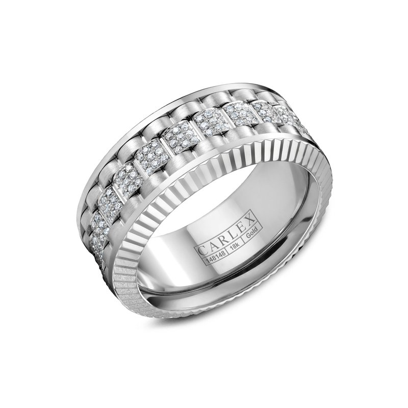 Carlex Carlex Generation 3 Mens Ring CX3-0044WWW