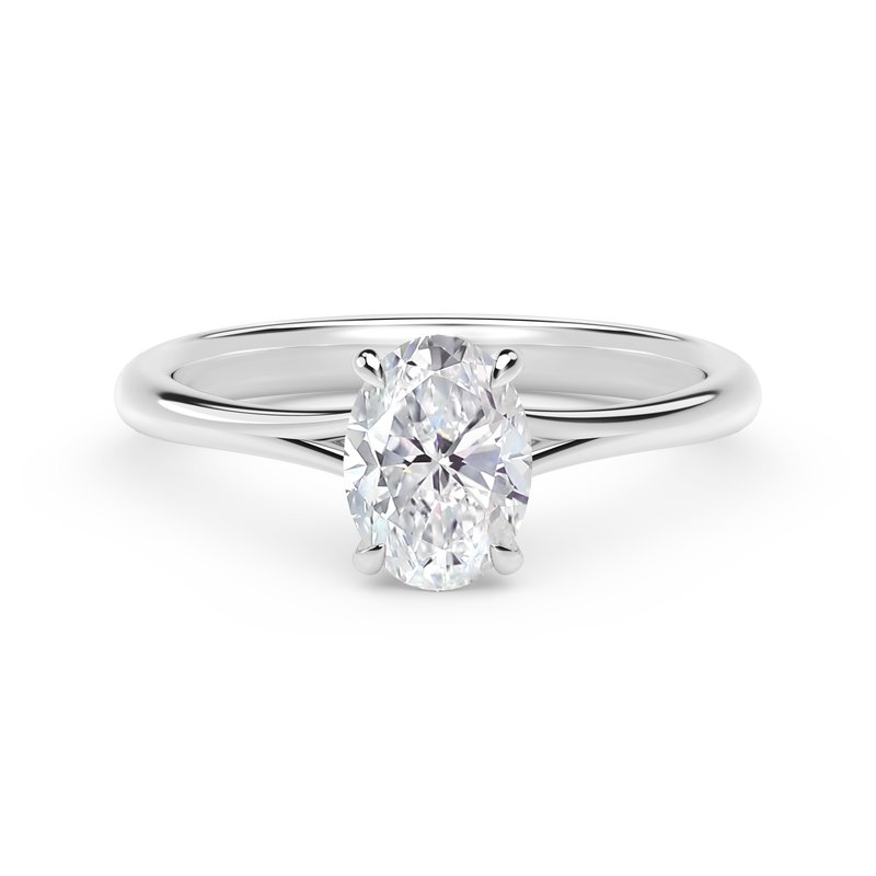 Forevermark Forevermark Icon™ Setting Oval Engagement Ring