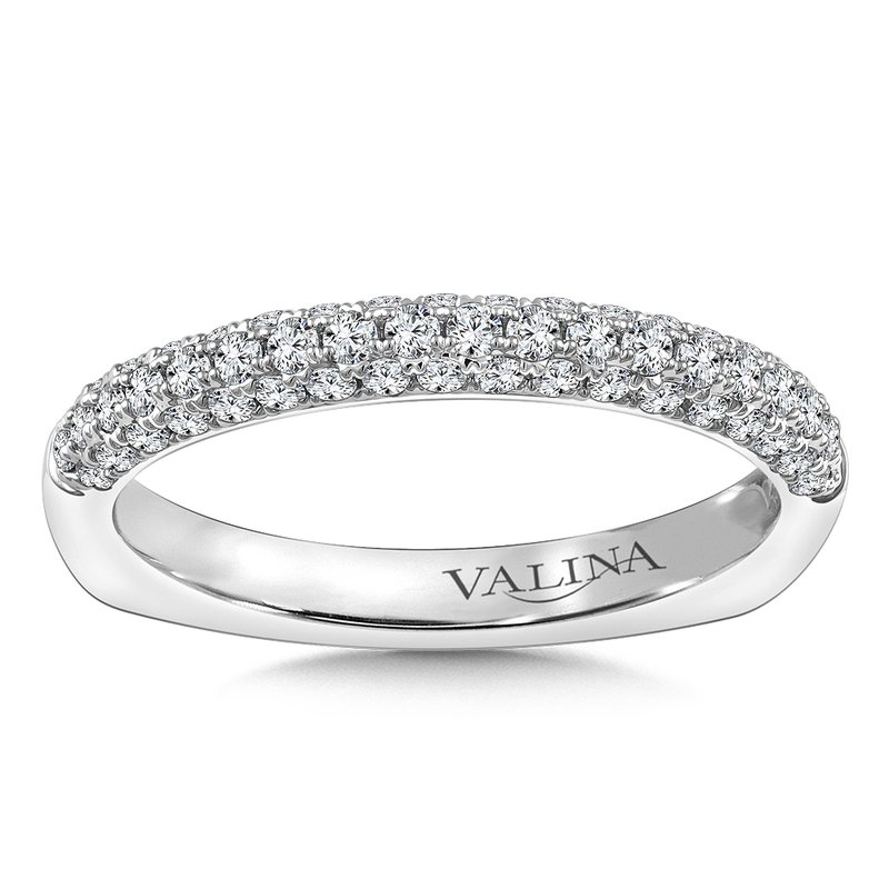 Valina Wedding Band (.52 ct. tw.)
