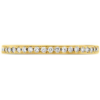 0.12 ctw. HOF Signature Diamond Band