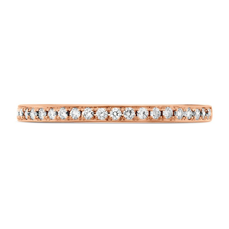 Hearts on Fire 0.12 ctw. HOF Signature Diamond Band