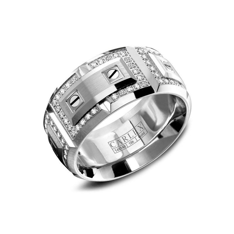 Carlex Carlex Generation 2 Mens Ring WB-9851WW