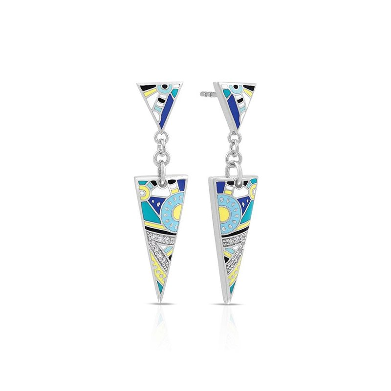 Belle Etoile Nairobi Earrings