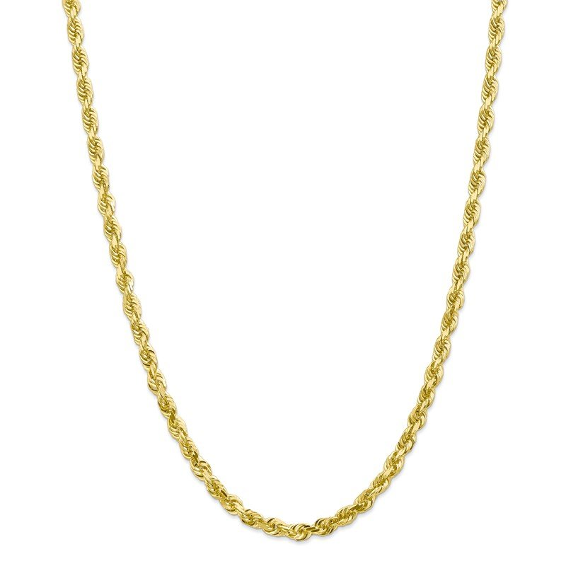 J.F. Kruse Signature Collection 10k 5mm D/C Quadruple Rope Chain