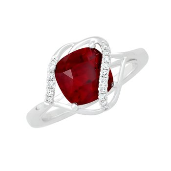 Ruby Ring-CR11740WRU