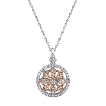 MARS 26863 Fashion Necklace, 0.37 Ctw.