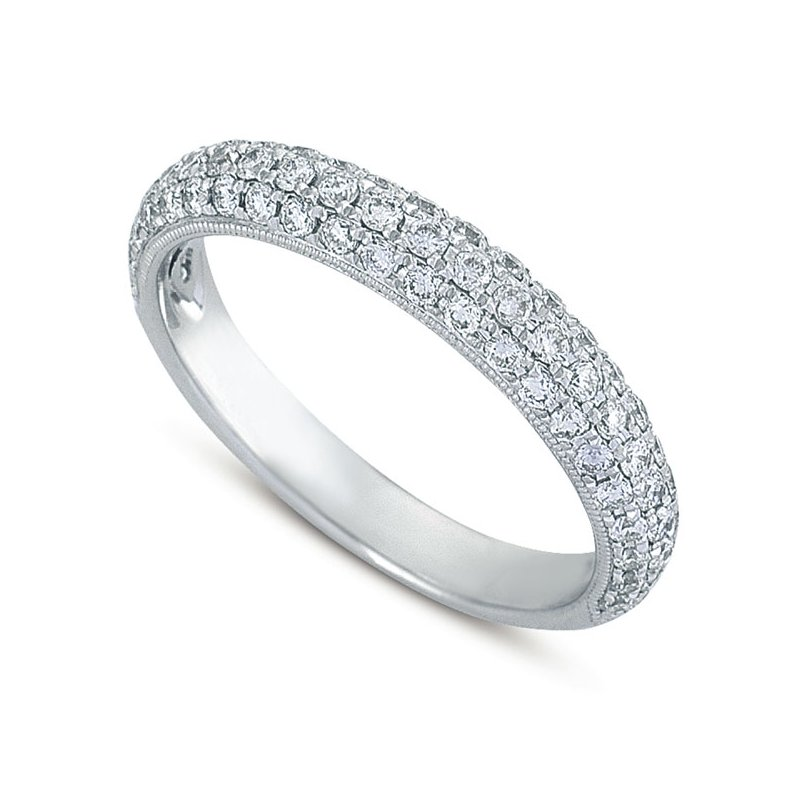 S. Kashi & Sons Bridal Matching Band For Engagement Ring